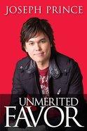 Unmerited Favor