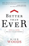 Better Than Ever Paperback