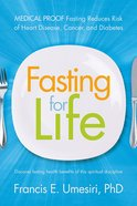 Fasting For Life Paperback