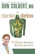 The Daniel Detox Paperback