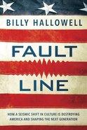 Fault Line Paperback