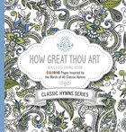 How Great Thou Art (Adult Coloring Books Series)