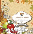 A Grateful Heart (Adult Coloring Books Series) Paperback