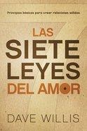 Las Siete Leyes Del Amor Paperback