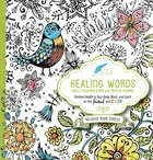 Healing Words (Adult Coloring Books Series)