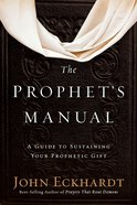 The Prophet's Manual Paperback