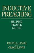 Inductive Preaching Paperback