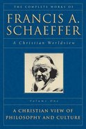 Complete Works of Francis Schaeffer (5 Vol Set) Pack