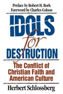 Idols For Destruction Paperback