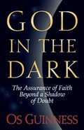 God in the Dark Paperback