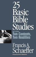 25 Basic Bible Studies Paperback