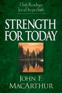 Strength For Today Hardback