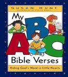 My ABC Bible Verses Hardback