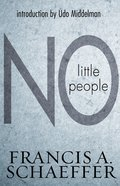 No Little People Paperback