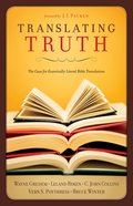 Translating Truth Paperback