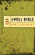 ESV Outreach New Testament Paperback
