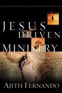 Jesus Driven Ministry Paperback