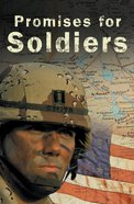 Promises For Soldiers NIV (Pack Of 25) Booklet