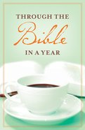 Through the Bible in a Year (Pack Of 25) Booklet