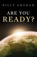 Are You Ready? (Pack Of 25) Booklet