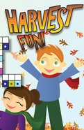 Harvest Fun (Pack Of 25) Booklet