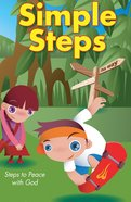 Simple Steps to Peace With God ERV (Pack Of 25) Booklet