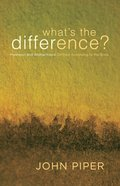 What's the Difference? Paperback