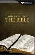 Why We Believe the Bible (Study Guide) Paperback