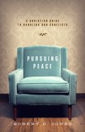 Pursuing Peace Paperback