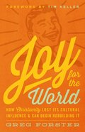 Joy For the World Paperback
