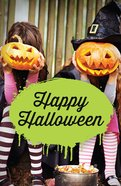 Happy Halloween ESV (Redesign) (25 Pack) Booklet