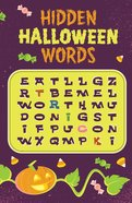 Hidden Halloween Words (25 Pack) Booklet