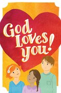 God Loves You! ESV (Redesign) (25 Pack) Booklet