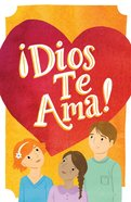 Dios Te Ama! (25 Pack) Nvi (Redesign) (God Loves You) Booklet
