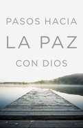 Steps to Peace With God (Spanish, Pack Of 25) Booklet