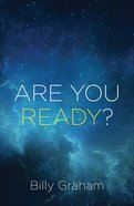 Are You Ready? (ESV) (25 Pack) Booklet