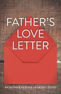 Father's Love Letter NLT (Pack Of 25)
