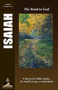 Faithwalk: Isaiah (Faithwalk Bible Studies Series)