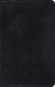 ESV Thinline Black Red Letter Edition
