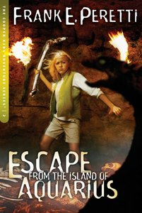 Escape From the Island of Aquarius (#02 in Cooper Kids Series)