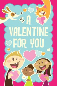 A Valentine For You (Pack Of 25)