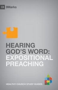 Hearing Gods Word (9marks Series)