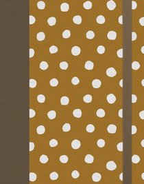 ESV Single Column Journaling Bible Polka Dots (Black Letter Edition)