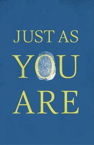 Just as You Are (ESV) (Pack Of 25)