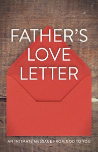 Fathers Love Letter NLT (Pack Of 25)