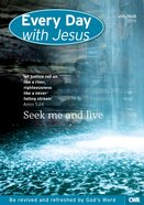 Lge 2016 #04: Jul-Aug (Every Day With Jesus Series)