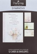 Boxed Cards Sympathy: Comfort and Peace