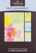 Boxed Cards Encouragement: God's Refuge