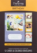 Boxed Cards Birthday: Birthday Snapshots