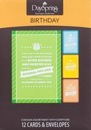 Boxed Cards Birthday: Special Expression Box